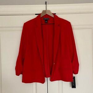NWT!  NYCC Red Blazer